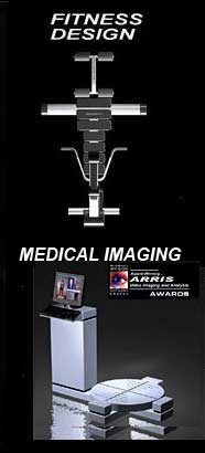 Fitness and Medical Equipment design